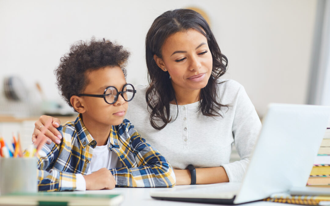Opening a New School Year: Early Education Distance Learning in California Schools