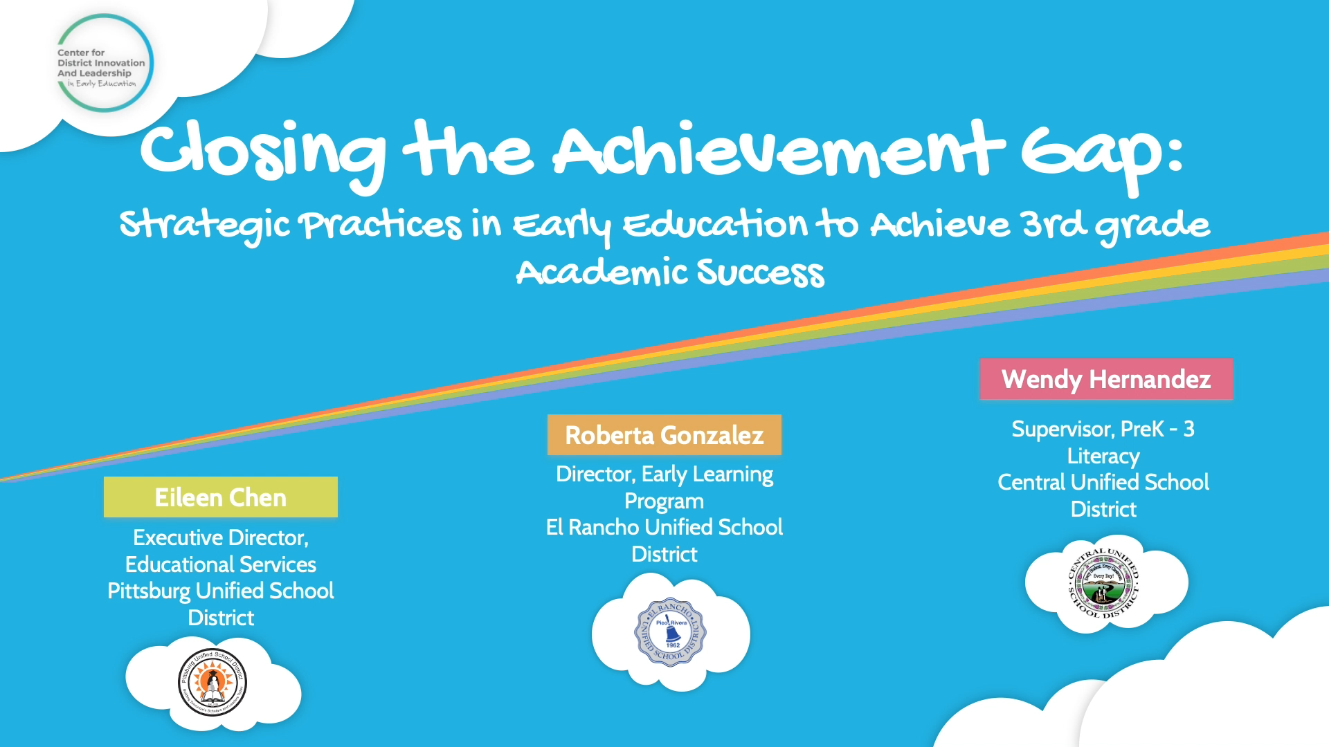 Closing the Achievement Gap: Strategic Practices in Early Education to Achieve 3rd grade Academic Success